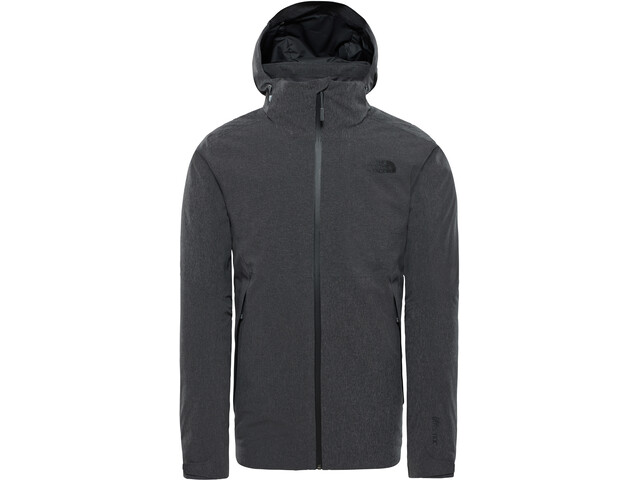 The North Face Thermoball Apex Flex GTX Chaqueta Hombre, tnf dark grey heather